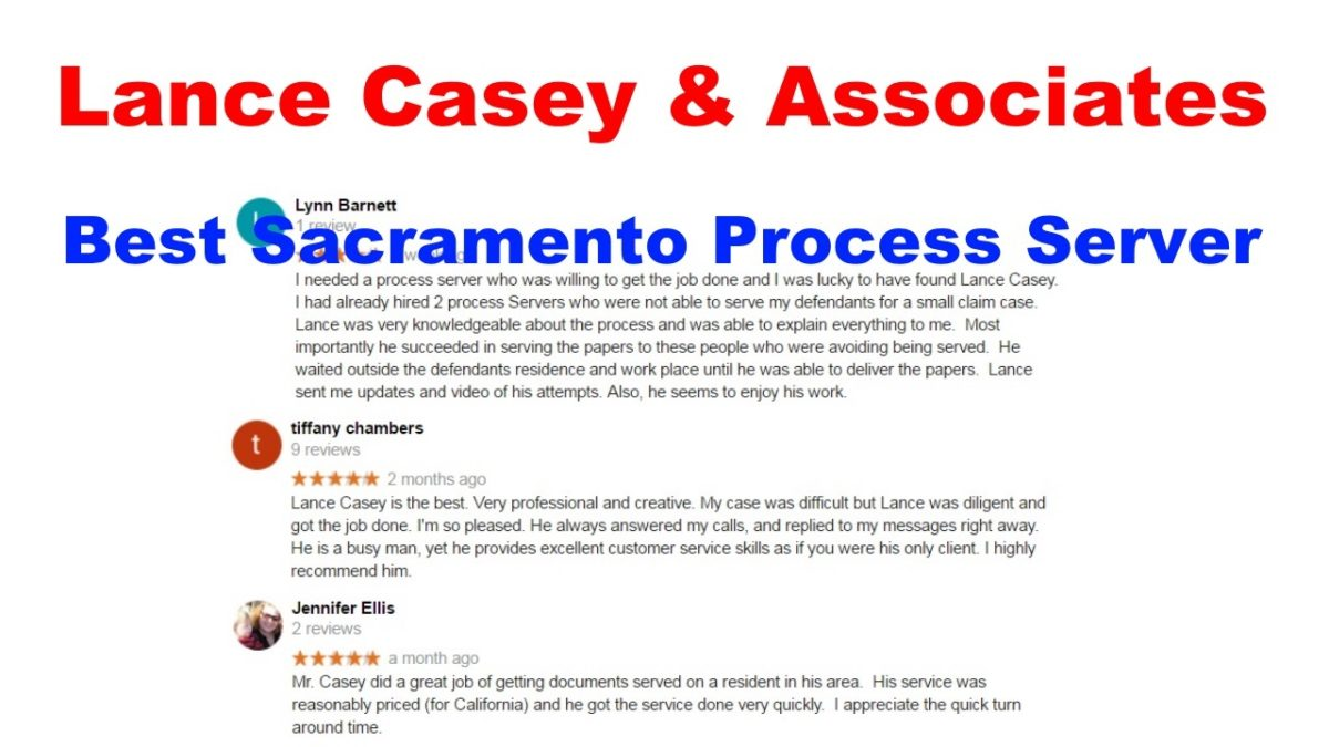 What Is A Process Server Allowed To Do?