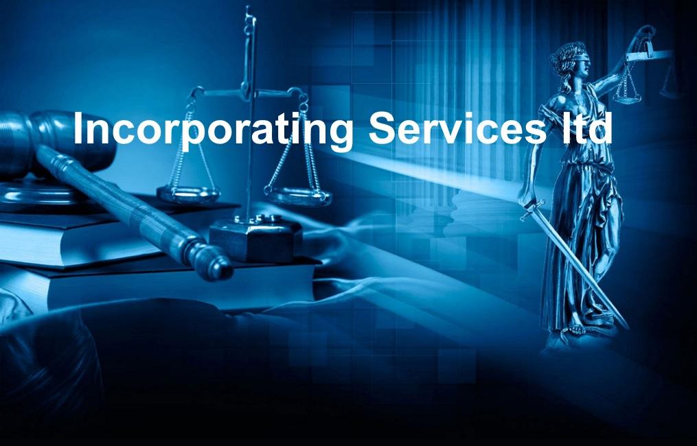 Incorporating Services ltd