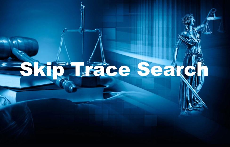 Skip Trace Search