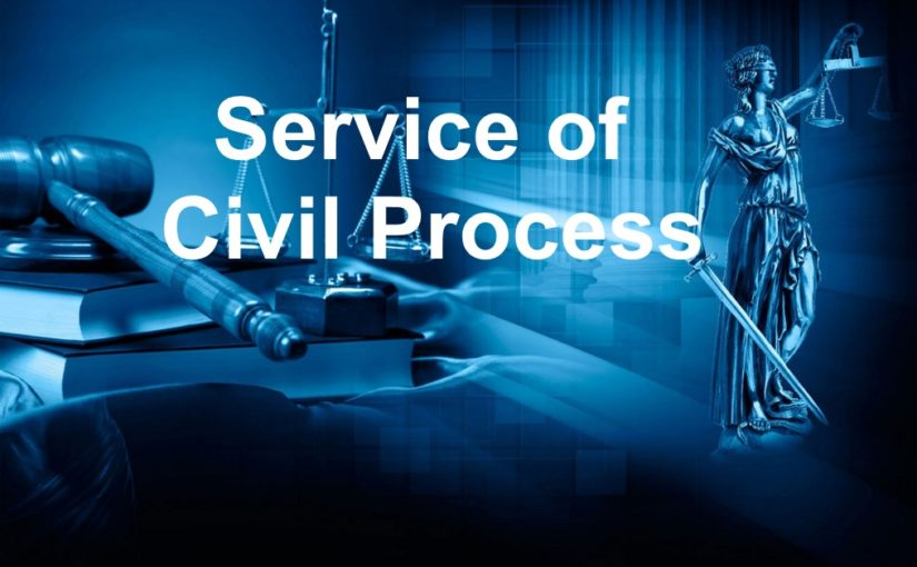 service of civil process