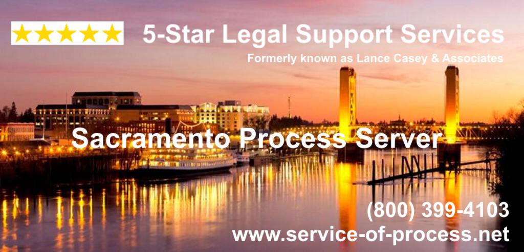 california process server