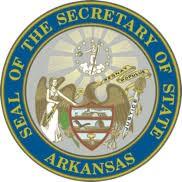 Arkansas Secretary of State 1